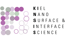 Logo vom Forschungsschwerpunkt Kiel Nano Surface and Interface Science